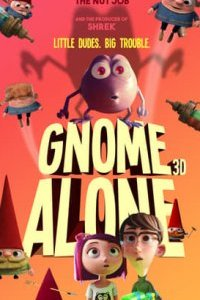 Gnomai / Gnome Alone (2018)