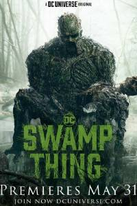 Swamp Thing 1 sezonas online
