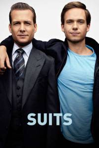 Kostiumuotieji (1 Sezonas) / Suits (Season 1) (2011)