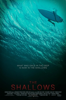 Sekluma / The Shallows (2016)
