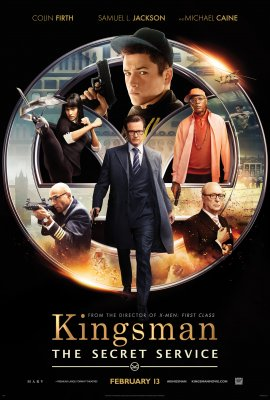 Kingsman. Slaptoji tarnyba / Kingsman: The Secret Service (2014)