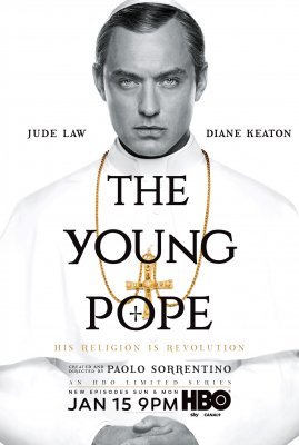Jaunasis popiežius (1 Sezonas) / The Young Pope (Season 1) (2016)