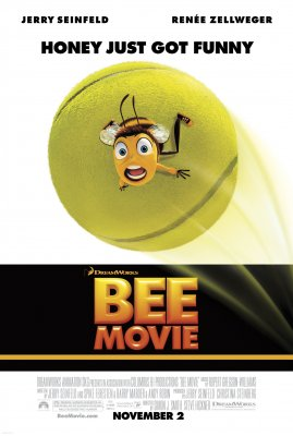 Bitės filmas / Bee Movie (2007)
