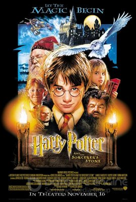 Haris Poteris ir išminties akmuo / Harry Potter and the Sorcerer's Stone (2001)
