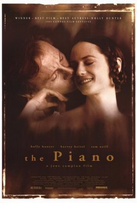 Pianinas / The Piano (1993)