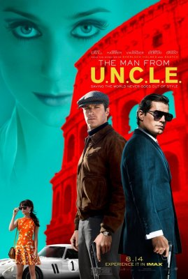 Šnipas iš U.N.C.L.E. / The Man from U.N.C.L.E. (2015)