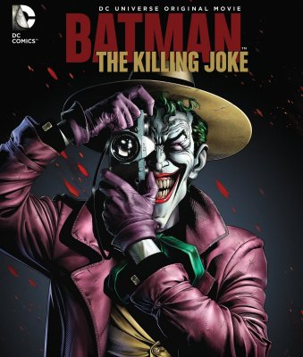 Betmenas: mirtinas pokštas / Batman The Killing Joke (2016)