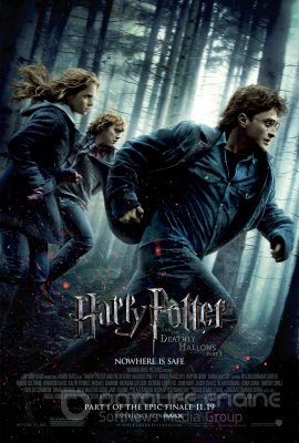 Haris Poteris ir Mirties relikvijos 1 dalis / Harry Potter and the Deathly Hallows: Part 1 (2010)