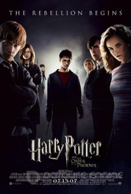 Haris Poteris ir Fenikso brolija / Harry Potter and the Order of the Phoenix (2007)