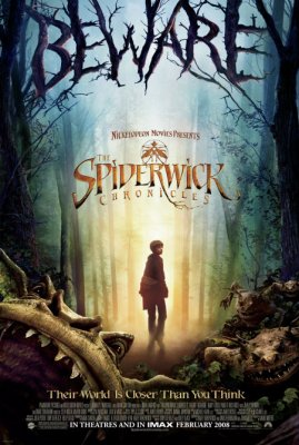 Spaiderviko kronikos / The Spiderwick Chronicles (2008)