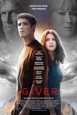 Siuntėjas / The Giver (2014)