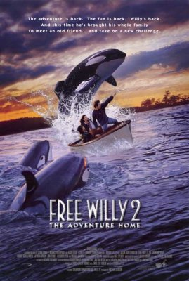 Išlaisvinti Vilį 2 / Free Willy 2: The Adventure Home (1995)