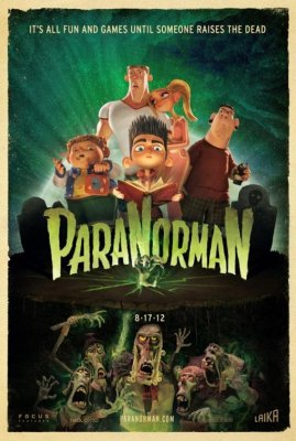 Paranormanas / Paranorman (2012)