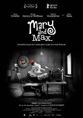 Merė ir Maksas / Mary and Max (2009)