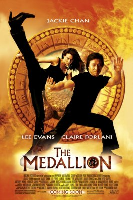 Medalionas / The Medallion (2003)