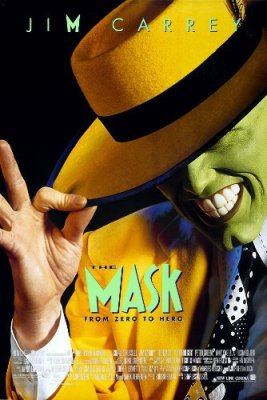 Kaukė / The Mask (1994)