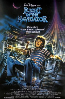 Navigatoriaus skrydis / Flight of the Navigator (1986)