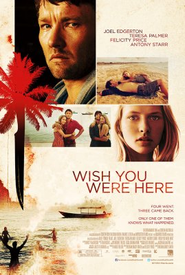 Nieko nesakyk / Wish You Where Here (2012)