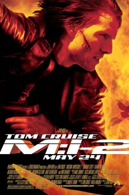 Neįmanoma misija 2 / Mission: Impossible II (2000)