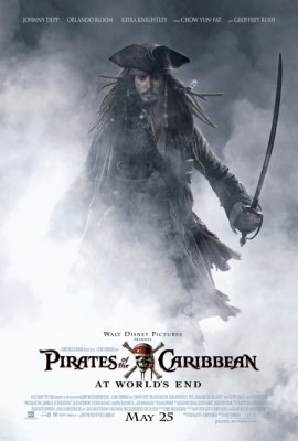 Karibų piratai: pasaulio pakrašty / Pirates of the Caribbean: At World's End (2007)