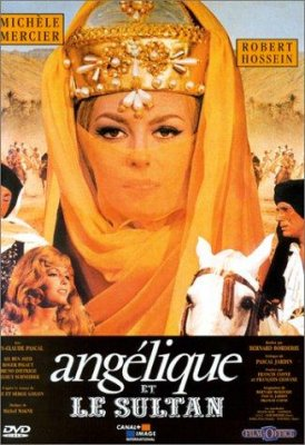 Anželika ir sultonas / Angelique and the Sultan (1968)