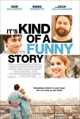 Gana juokinga istorija / It's Kind of a Funny Story (2010)