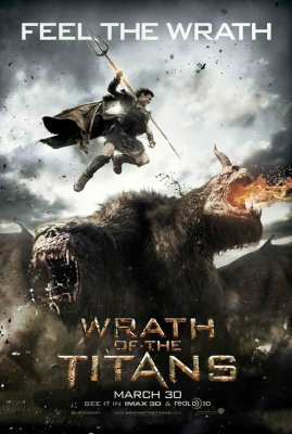 Titanų įniršis / Wrath of the Titans (2012)