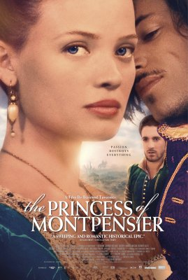 Princesė de Montpensje / The Princess of Montpensier (2010)