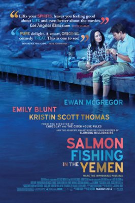 Tai nutiko jemene / Salmon Fishing in the Yemen (2011) online