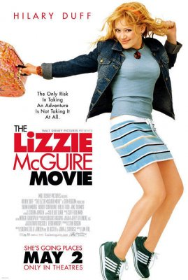 Lizės Magvair filmas / The Lizzie McGuire Movie (2003)