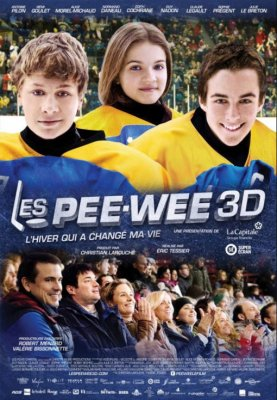 Ledo karaliai / The Pee-Wee 3D: The Winter That Changed My Life (2012)