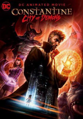 Constantine: City of Demons The Movie online online