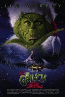 Kaip Grinčas Kalėdas vogė / How the Grinch Stole Christmas (2000)