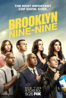 Bruklinas 99 (5 Sezonas) / Brooklyn Nine-Nine (Season 5) (2017) online