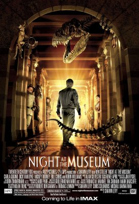 Naktis muziejuje / Night at the Museum (2006)