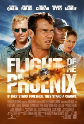 Fenikso skrydis / Flight of the Phoenix (2004)