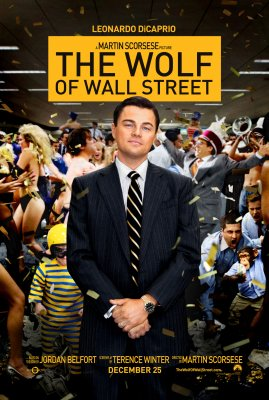 Volstryto vilkas / The Wolf of Wall Street (2013)