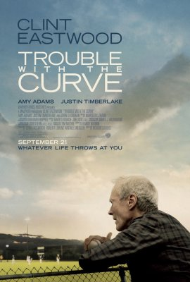 Gyvenimo vingiai / Trouble with the Curve (2012)