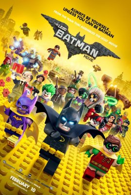 Lego Betmenas. Filmas / The LEGO Batman Movie (2017)