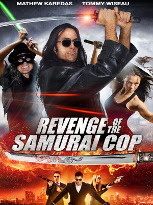Revenge of the Samurai Cop online