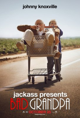 Pašėlęs senelis / Jackass Presents: Bad Grandpa (2013)