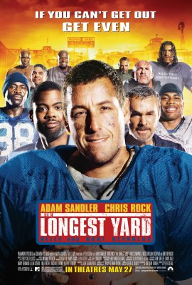 Ilgiausias Jardas / The Longest Yard (2005)